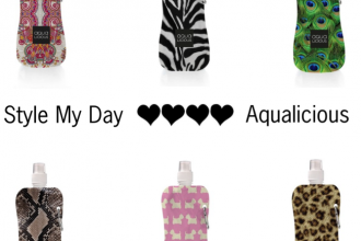 Style My Day Loves Aqualicious
