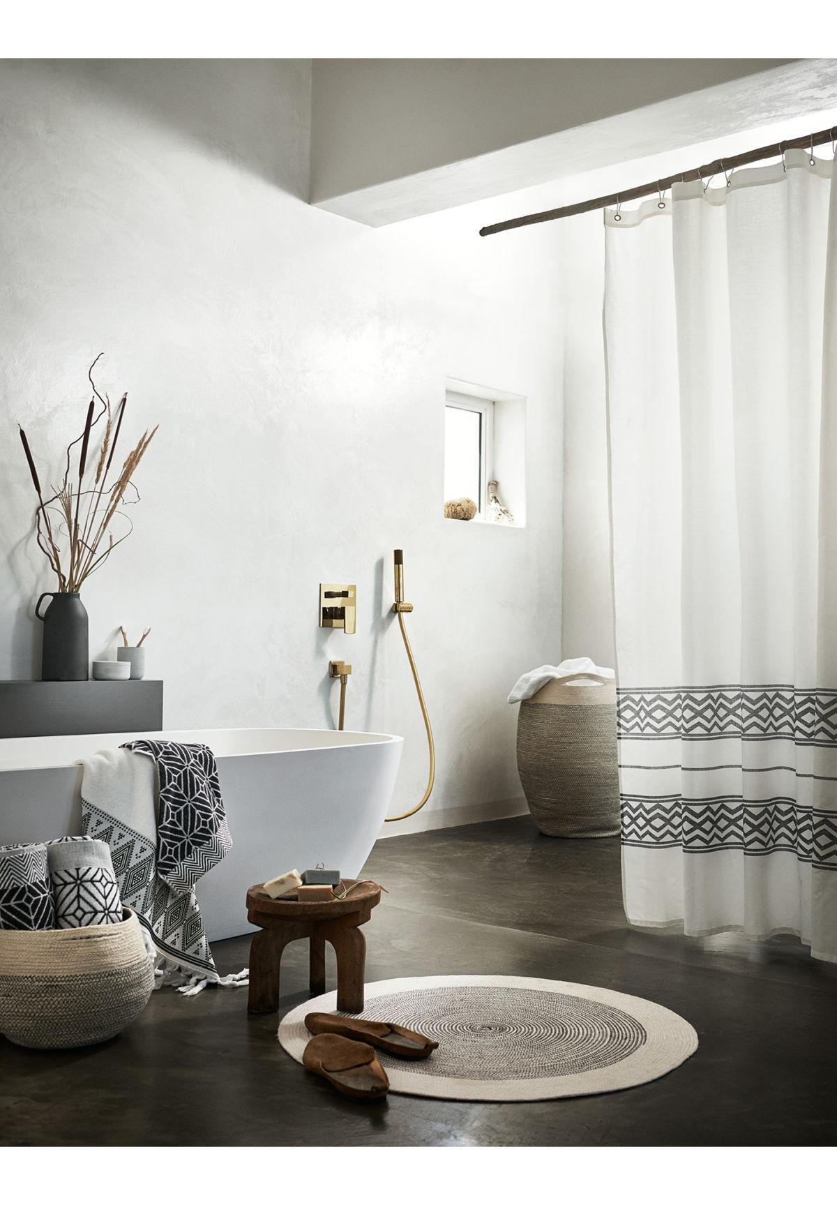 het is stijlvol sfeervol n het geeft jouw interieur een luxe uitstraling benieuwd naar de natural touch collectie van hm home