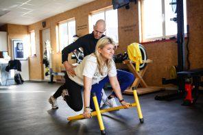 Lonneke interviewt haar personal trainer Tobias over zijn online coaching en trainingsprogramma