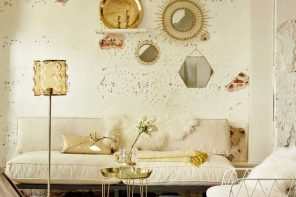 12 x de leukste gouden accessoires voor thuis