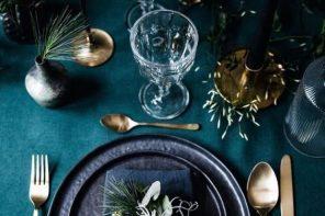 10 x de mooiste tafel inspiratie voor een stijlvol kerstdiner!