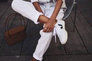 De leukste witte sneakers onder de €100