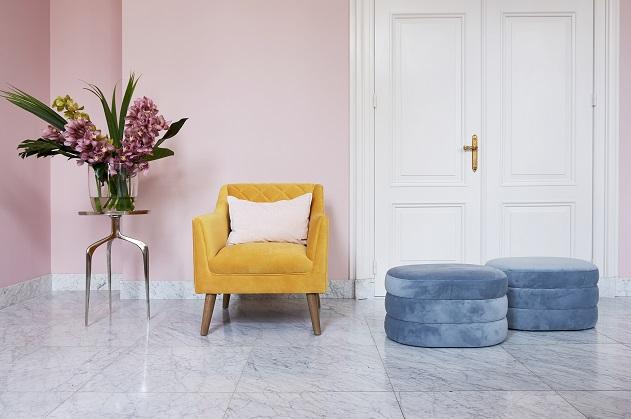 Gekleurde Eyecather Huis : Zó breng je kleur in huis op een stijlvolle manier stylemyday
