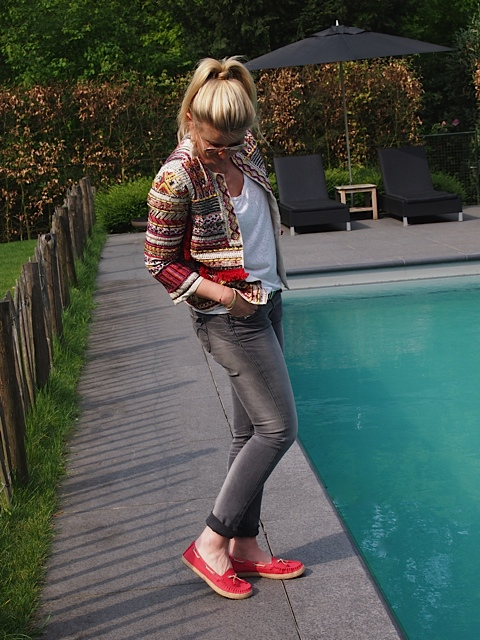 Some styling inspiration with the UGG Australia Chivon
