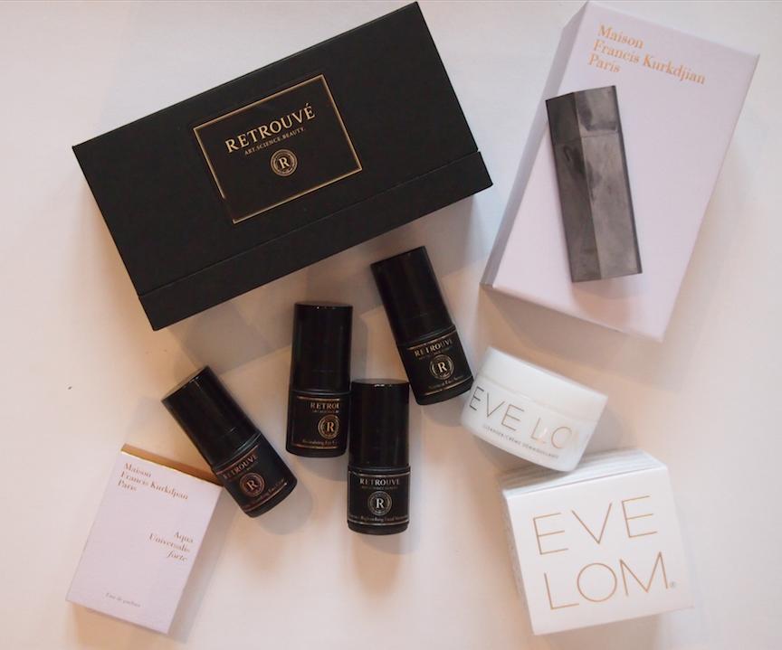 top 3 beauty essentials