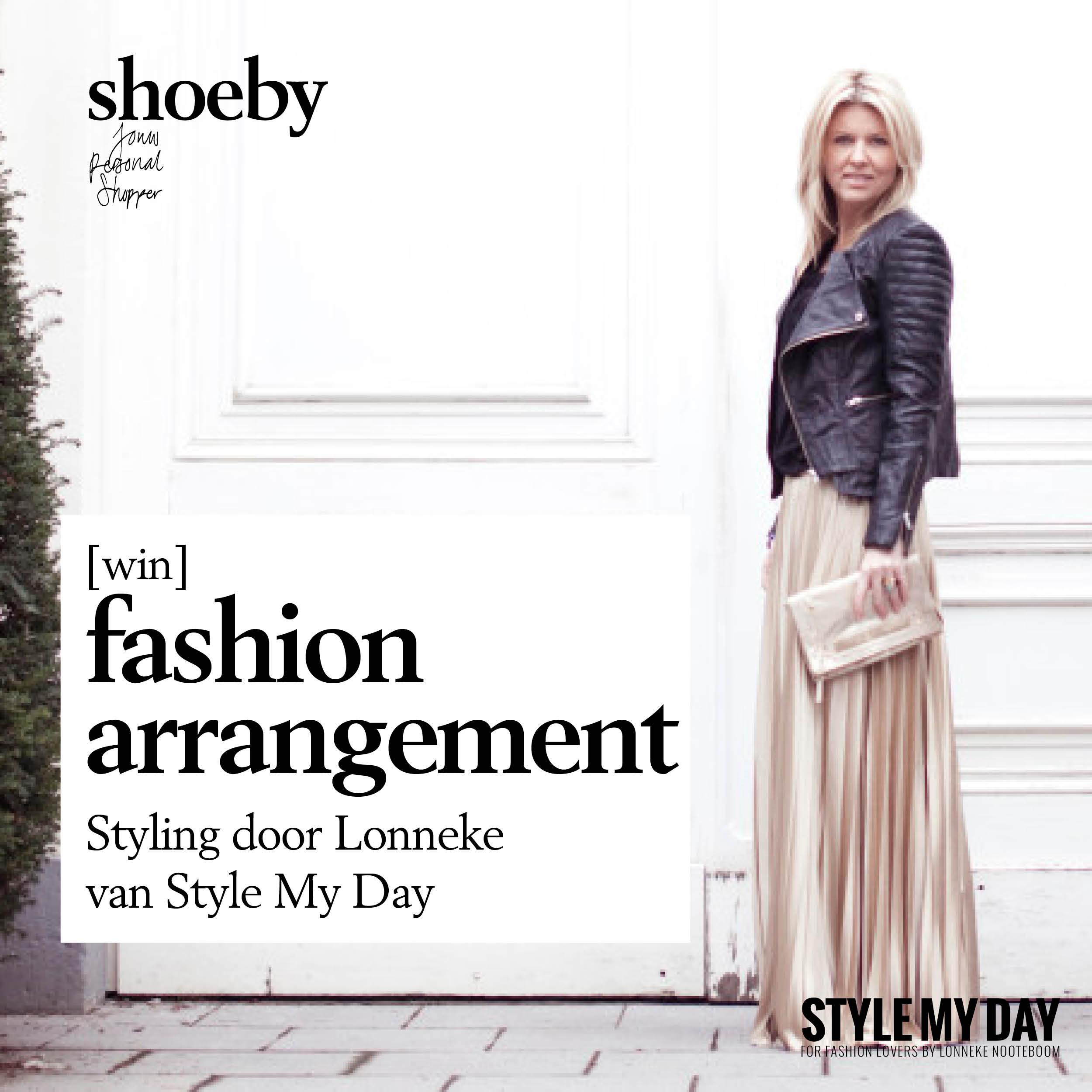Win een fashion verwendag voor jou en je vriendin bij Shoeby