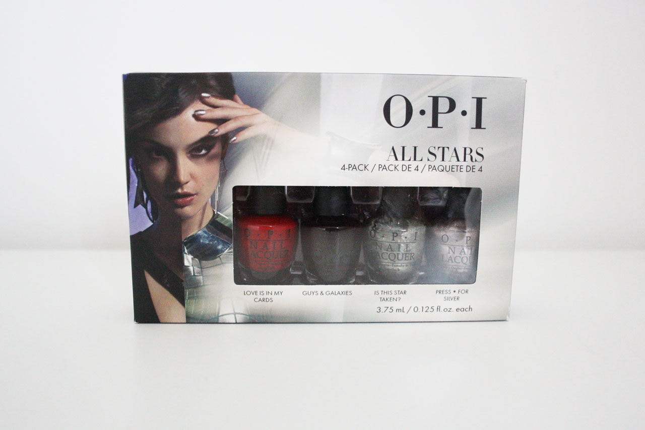Review: OPI Starlight Collectie