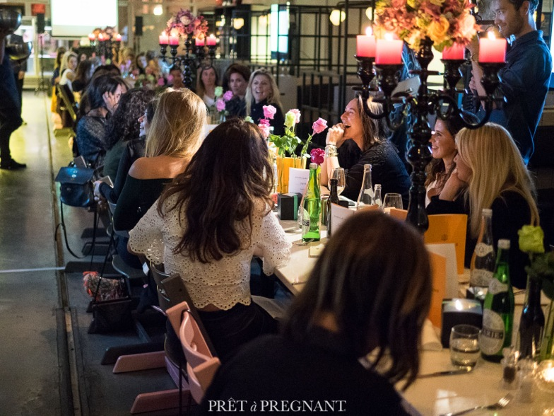 Stokke Tripp Trapp Charity Dinner powered Pret-a-Pregnant