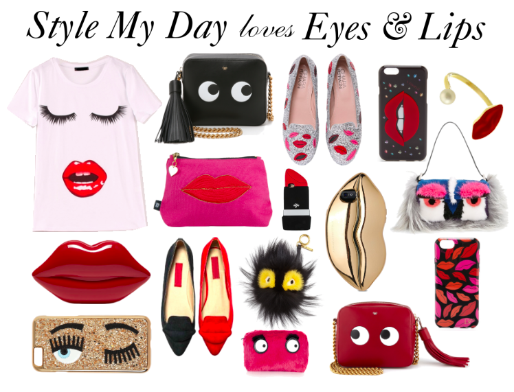 Style My Day Loves Eyes & Lips