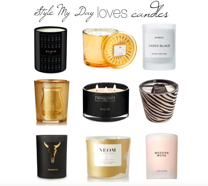 Style My Day Loves Candles