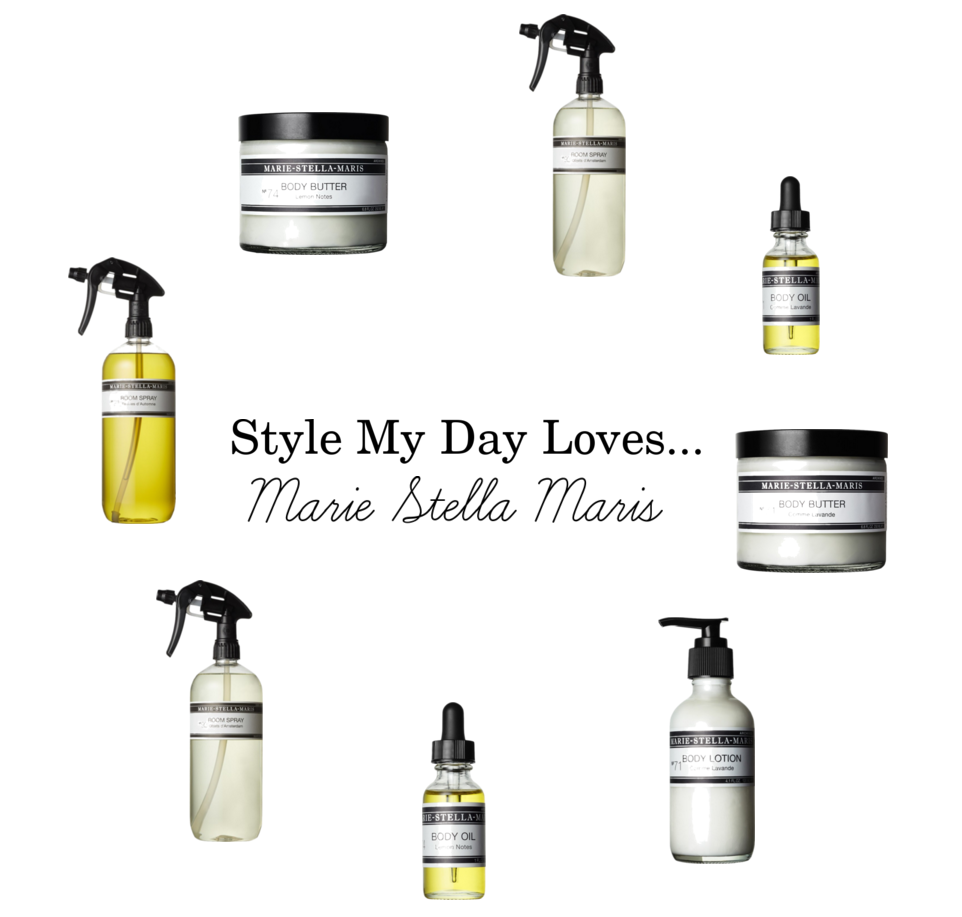 Style My Day Loves Marie Stella Maris