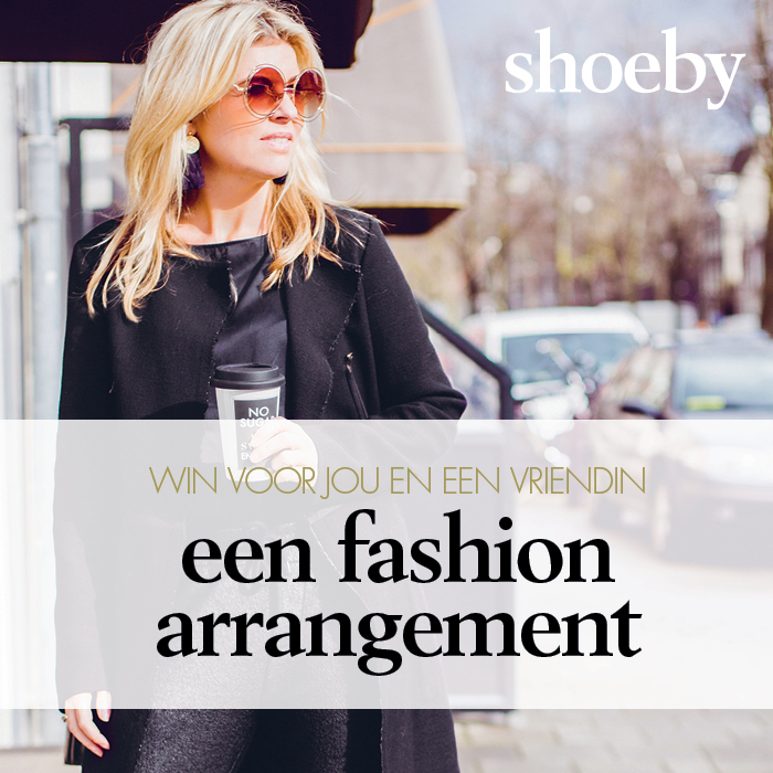 WIN-ACTIE SHOEBY FASHION ARRANGEMENT