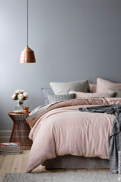 Soft Pink Interior