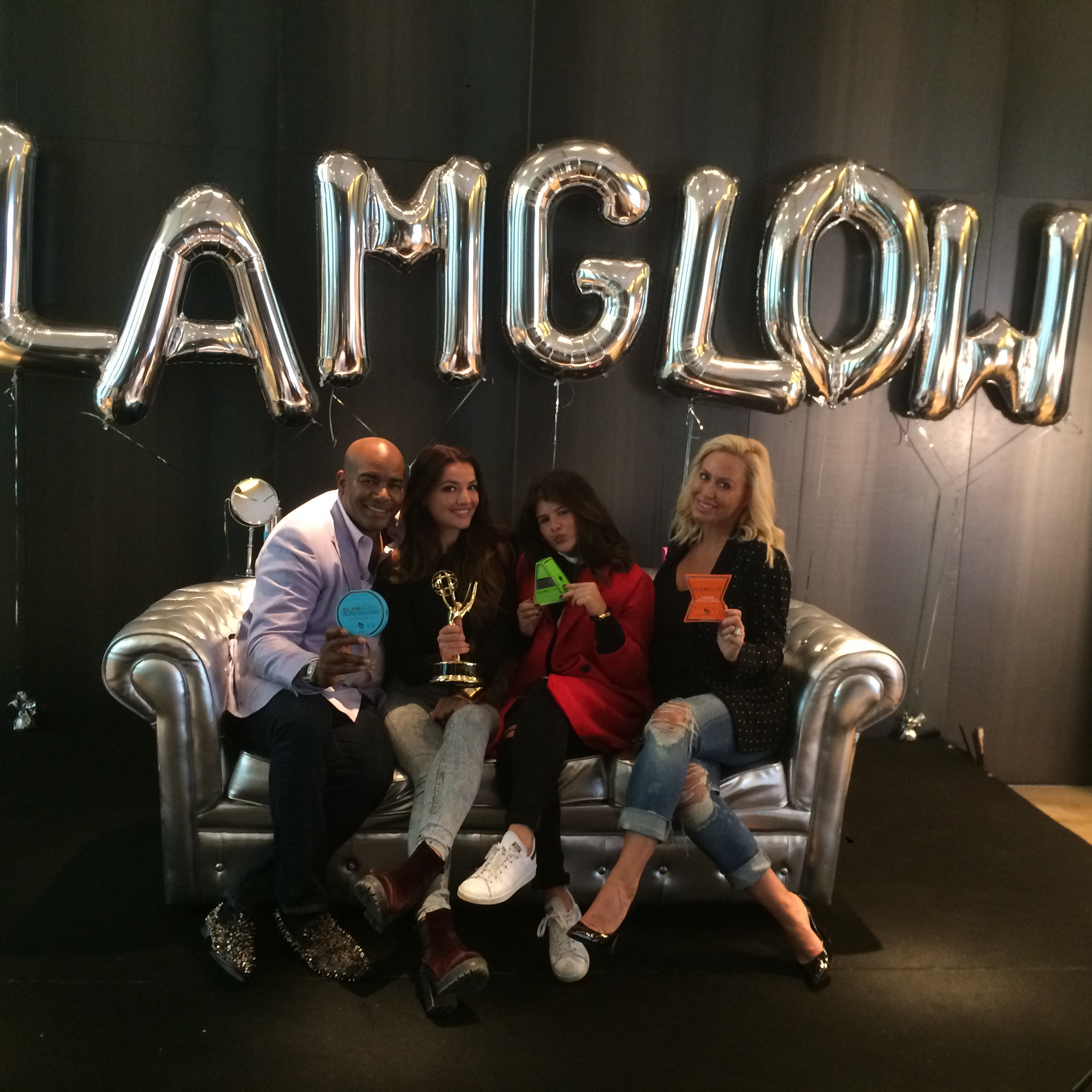 Event: Glamglow launch