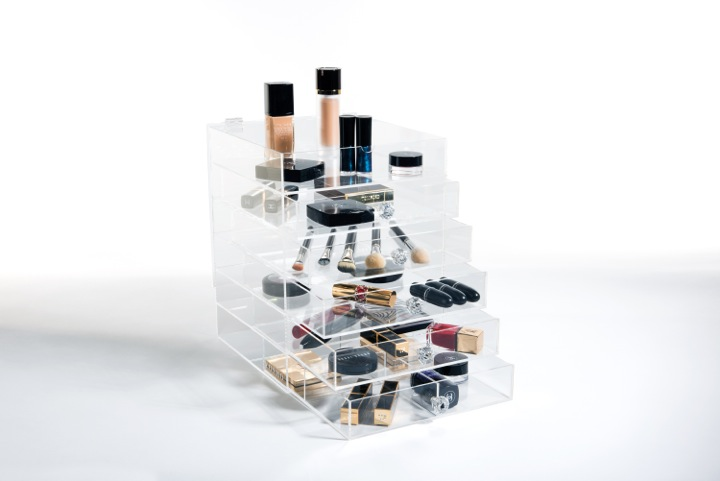 Beauty-tip YOSMO: Your Own Smart Make-up Organizer