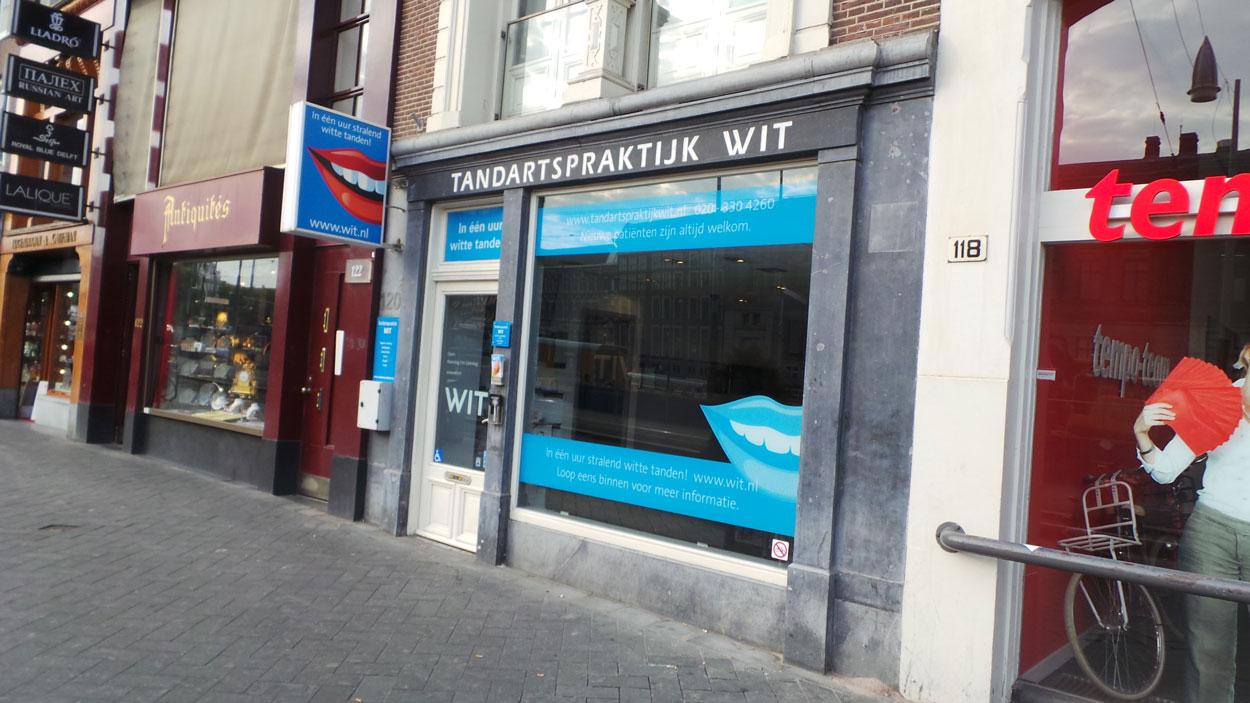 WIT! Amsterdam
