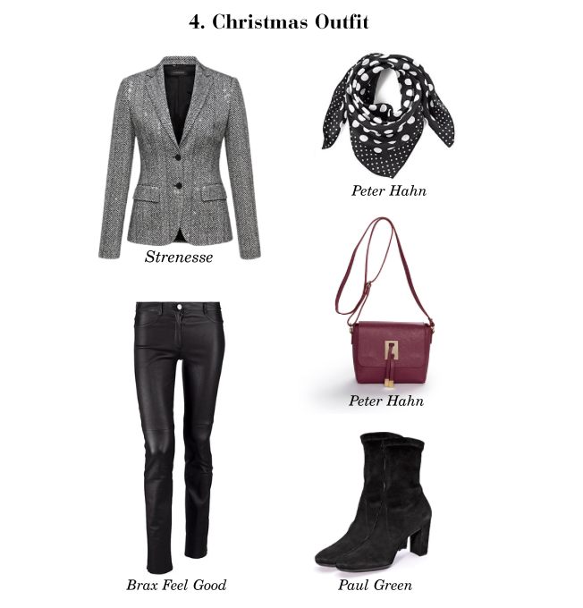 Peter Hahn: Christmas Outfits