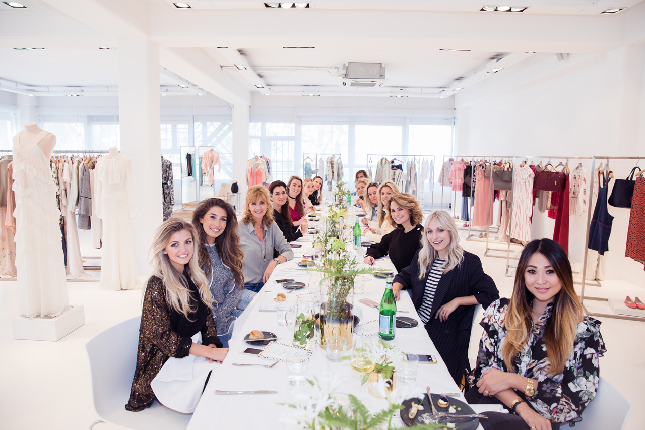 Intropia Lunch by Bianca van Leur & Style My Day