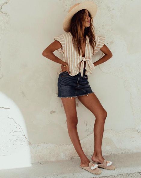 10 x de leukste zomer looks van Sincerely Jules