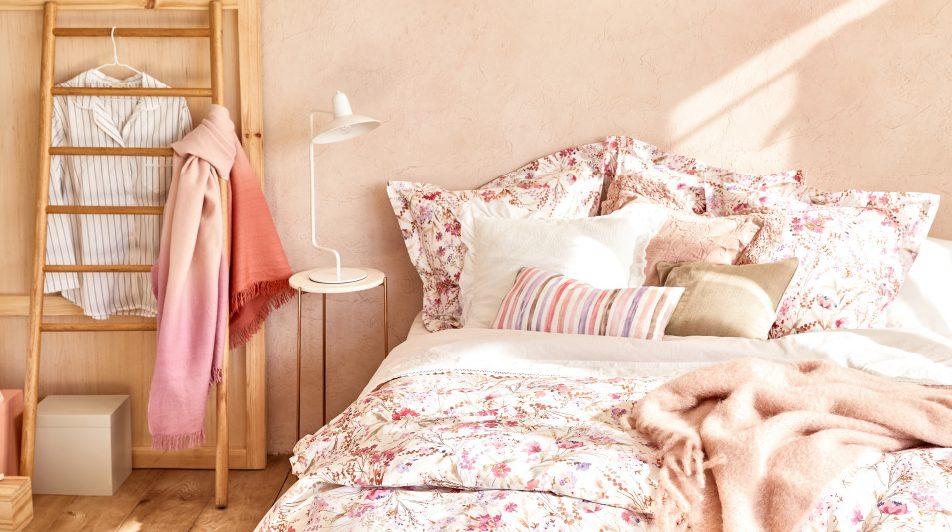 Deze kleur is zó populair dat Zara Home er een collectie van maakte!
