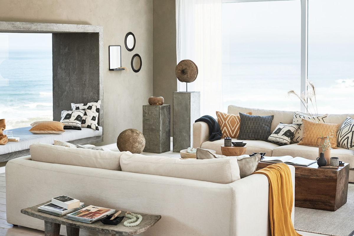 Houd je van een stijlvol, natuurlijk interieur? Dan is déze collectie van H&M Home echt iets voor jou!