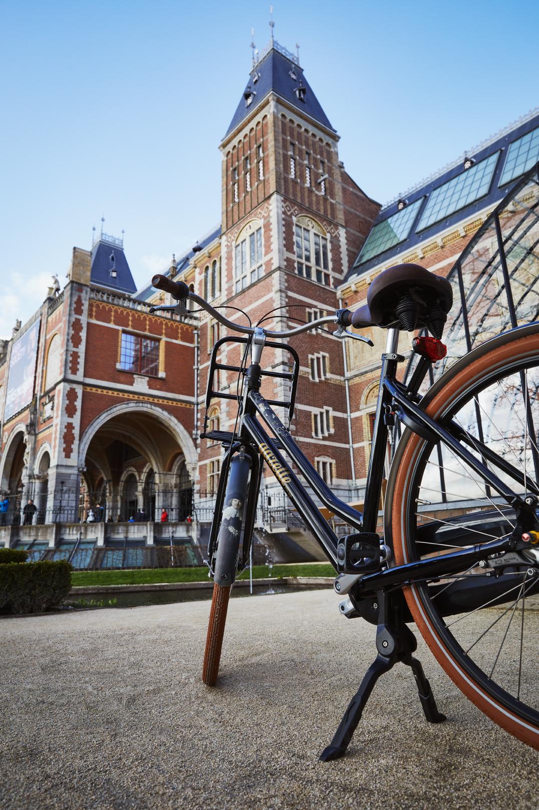 Déze fiets van Gazelle X Rijksmuseum wil jij ook!