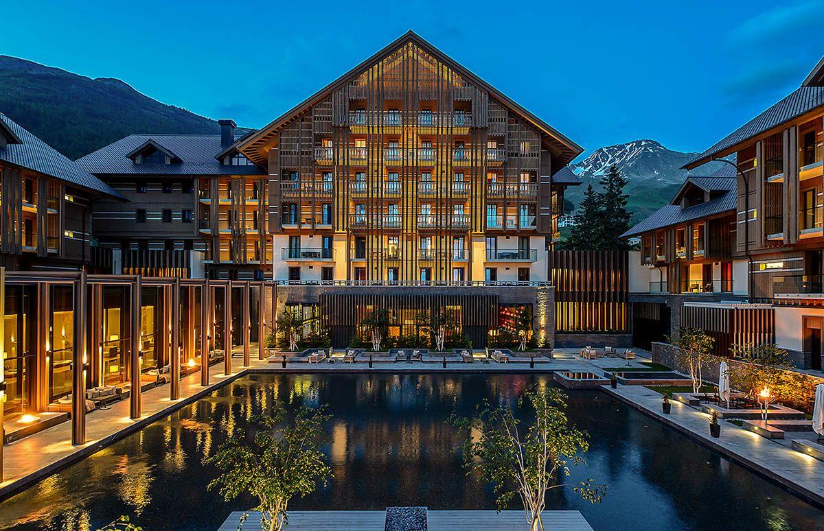 Andermatt wordt hét nieuwe, luxe & moderne ski-oord van Zwitserland!