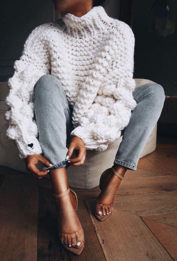 Dit is de meest populaire trui van het moment!
