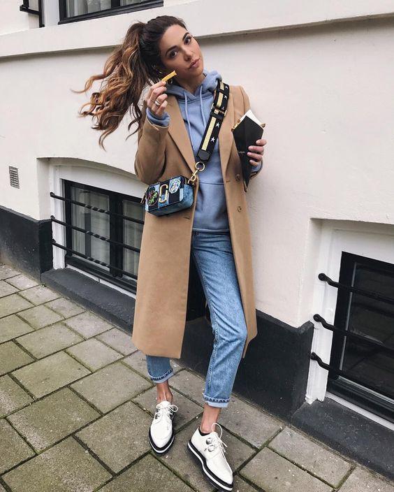 Déze onverwachte outfit combinatie is mega populair!