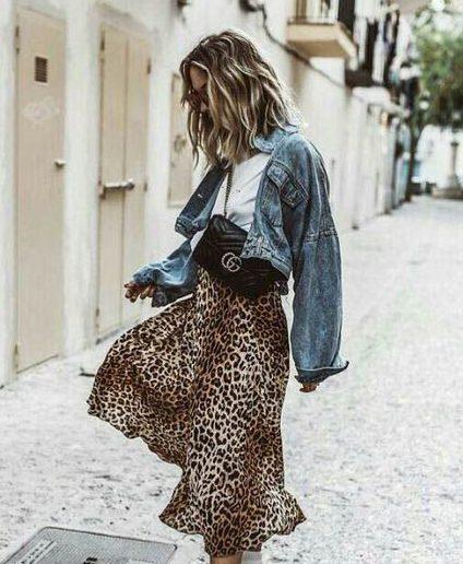10 x de mooiste leopard midi skirts op een rijtje