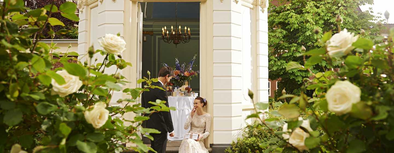 Dit is dé mooiste trouwlocatie van Amsterdam en jij kan er MORGEN een kijkje nemen!