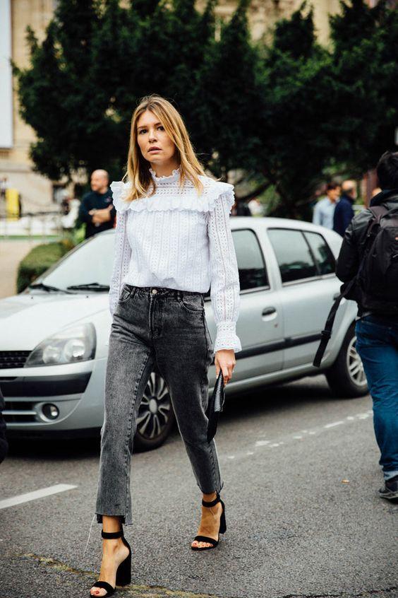 Zó combineer je je straight jeans op z'n best! – StyleMyDay