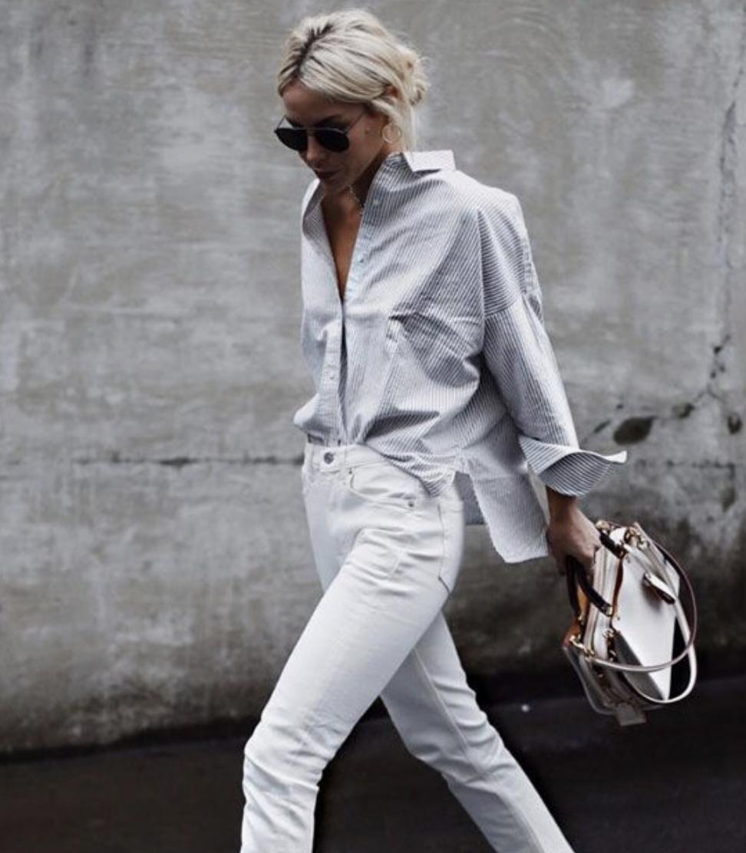 De mooiste witte jeans van dit moment!