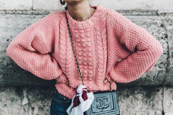 Déze trui is een grote trend!