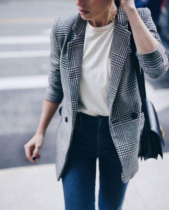 Zó maak je met een simpele jeans en shirt een stijlvolle look!
