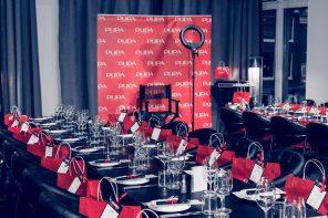 Het PUPA Milano VIP diner