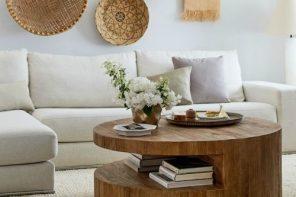 Met deze houten meubels zorg jij ervoor dat je huis warm aanvoelt