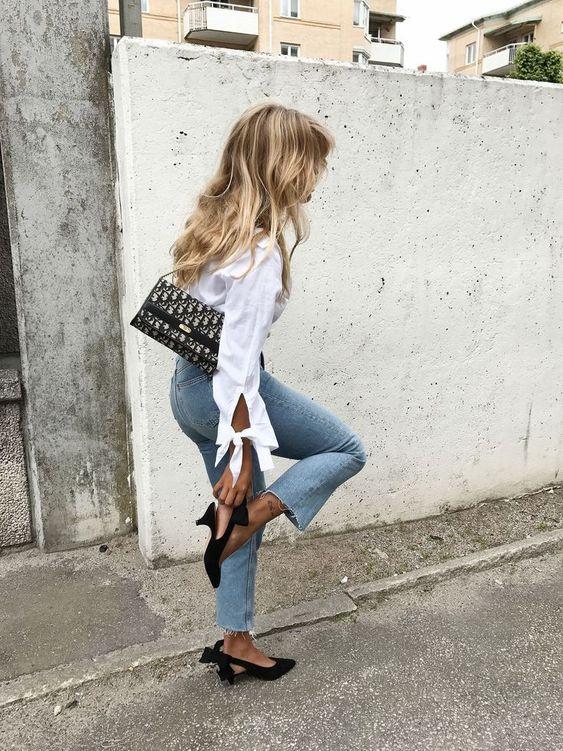 Zó draag je de meest stijlvolle schoenen van dit moment op z