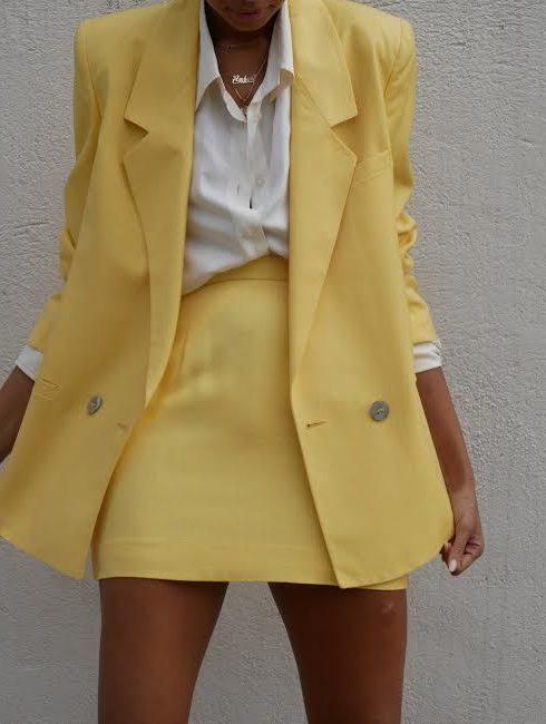 Deze blazer is méga trendy!
