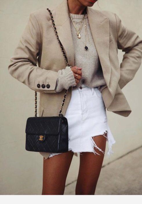 Dit is de meest stylish outfit combinatie van dit moment!