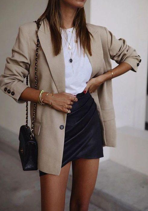 De leukste beige blazers voor een zomerse look!