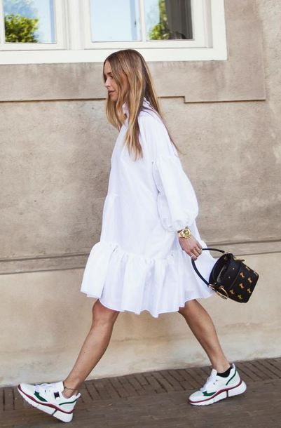 De leukste tuniek jurken van H&M