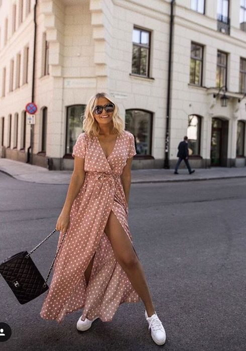 15 X De leukste wrap dresses voor een zomerse dag!