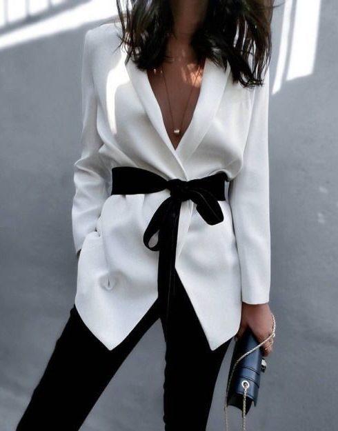 De mooiste witte blazers