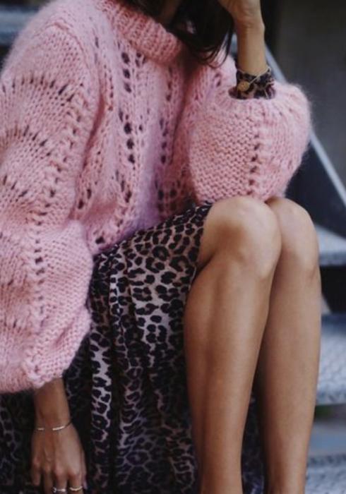 Déze opvallende outfit is momenteel mega populair!