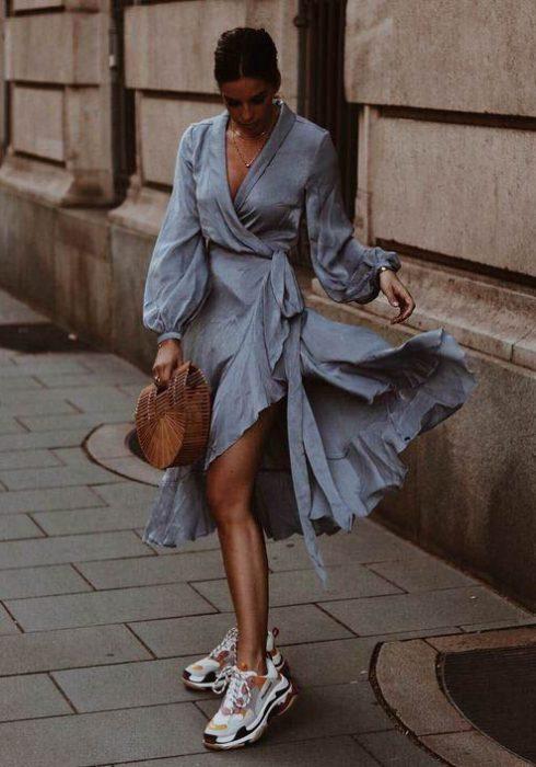 Déze jurk zou iedere vrouw moeten hebben!