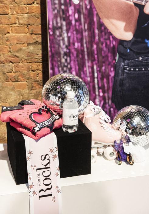 Nicolette van Dam ontwerpt een collectie voor Shoeby!