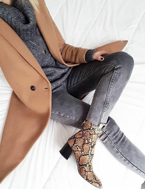20 x  De mooiste schoenen met slangenprint!