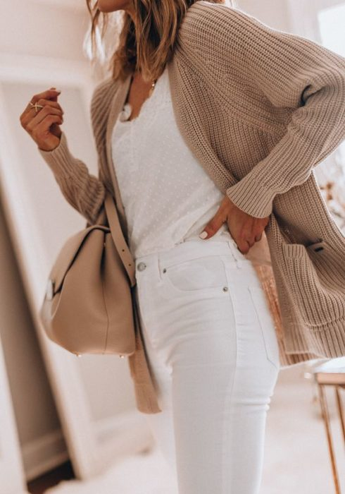 De leukste beige vesten voor een comfy look!