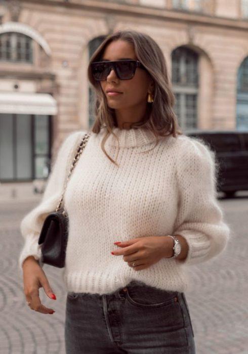 25 X De mooiste witte truien!